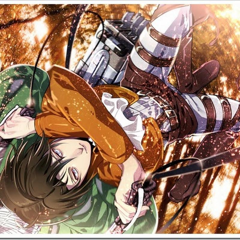 Nuevo episodio de Shingeki no Kyojin vendrá con el manga (OAD)