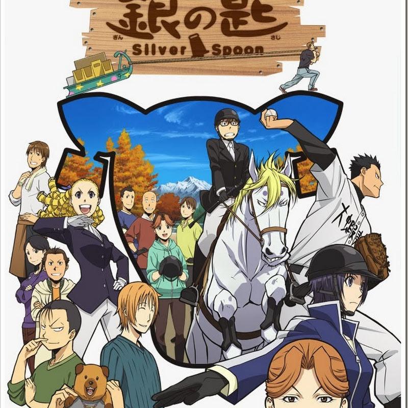 Silver Spoon – trailer para la segunda temporada del anime