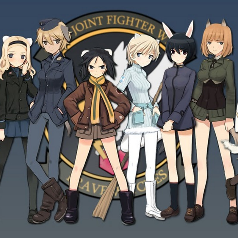 Strike Witches tendrá nueva serie de anime