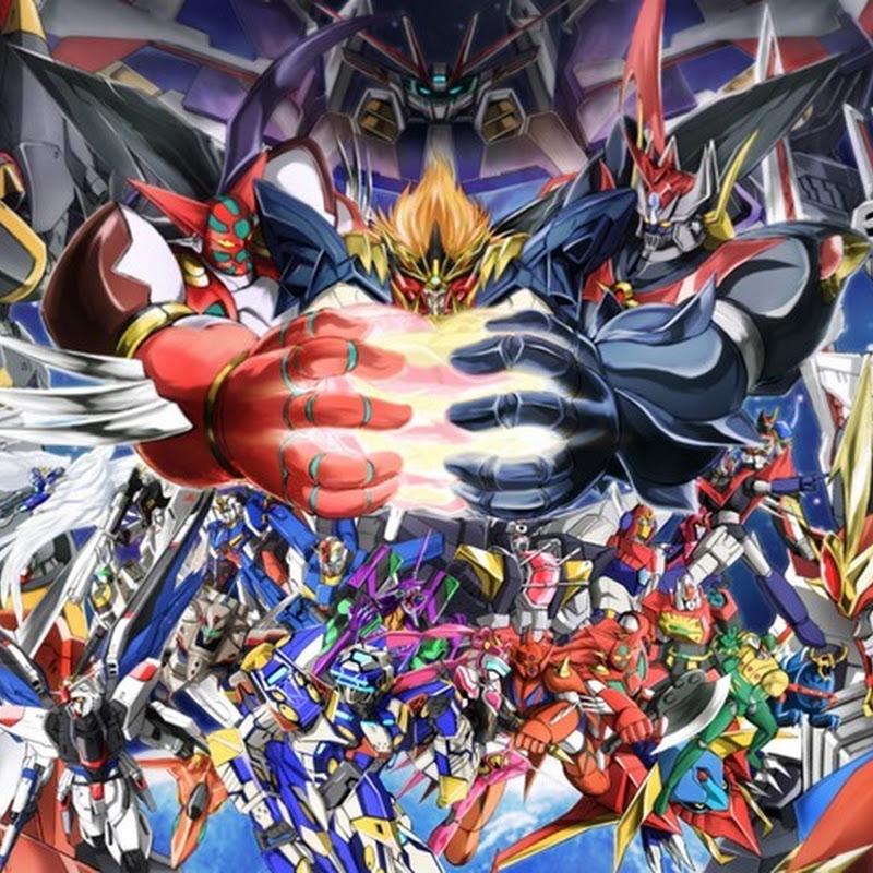 """Se registra el título """"Super Robot Wars Tengoku-hen"""""""