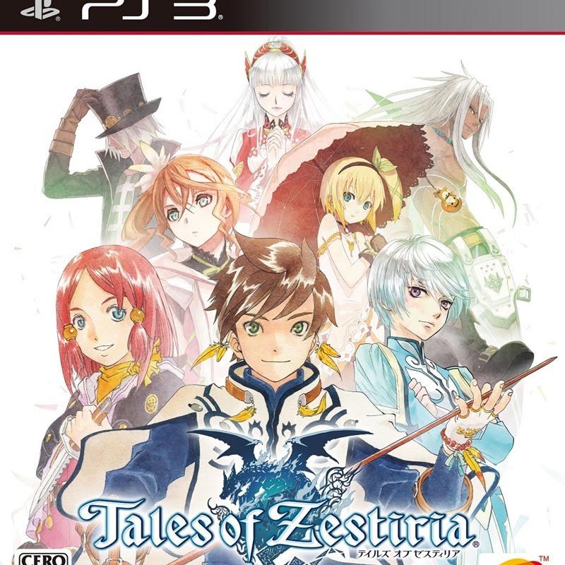 Tales of Zestiria – comercial para el video juego (PS3)