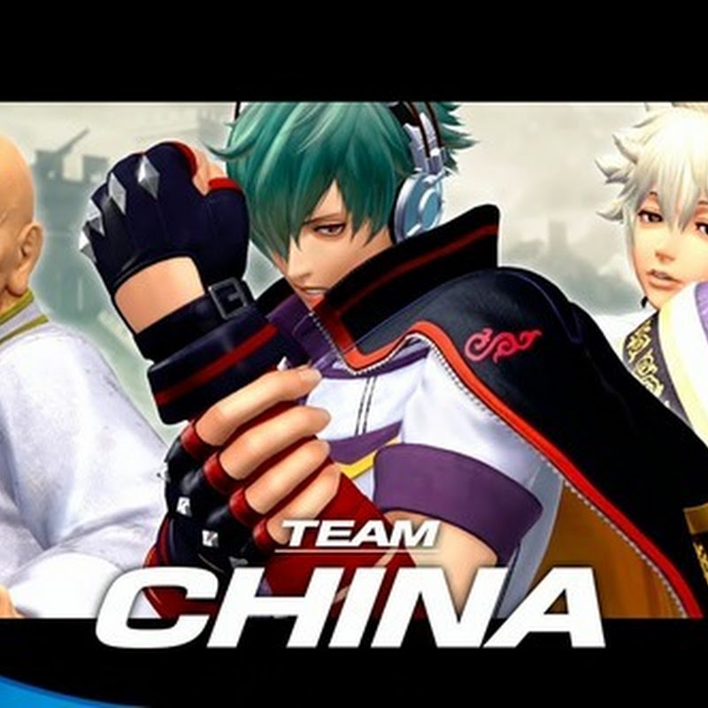 The King of Fighters XIV presenta al Equipo China