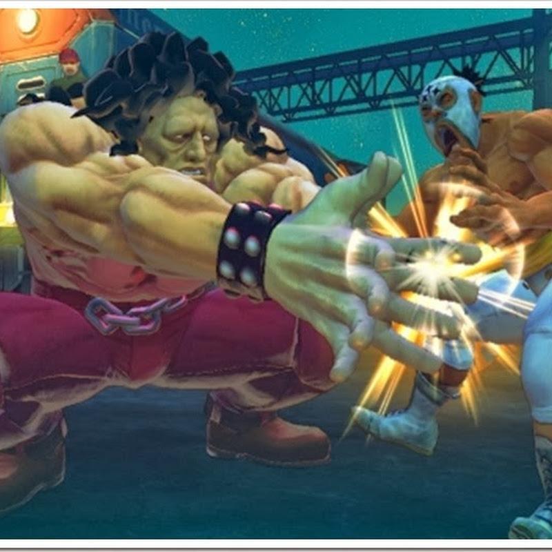 Ultra Street Fighter IV llegará a PlayStation 3 y Xbox 360 en junio