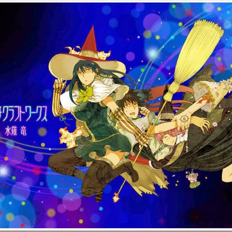 Witch Craft Works – el anime se estrena el 5 de enero