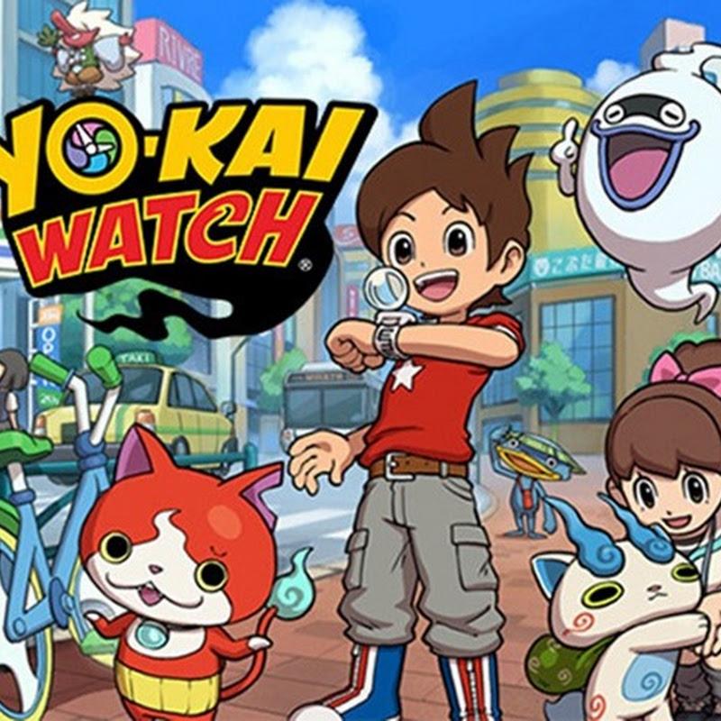 YouKai Watch vende más de 10 millones de copias en Japón