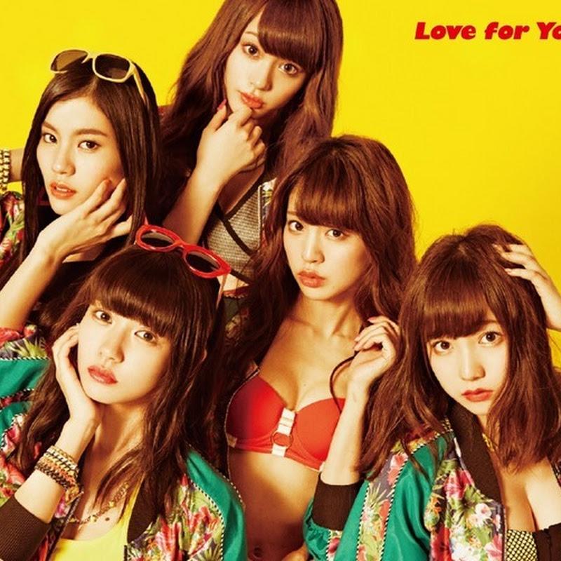 Yumemiru Adolescence – Love for You (5° single, portadas)