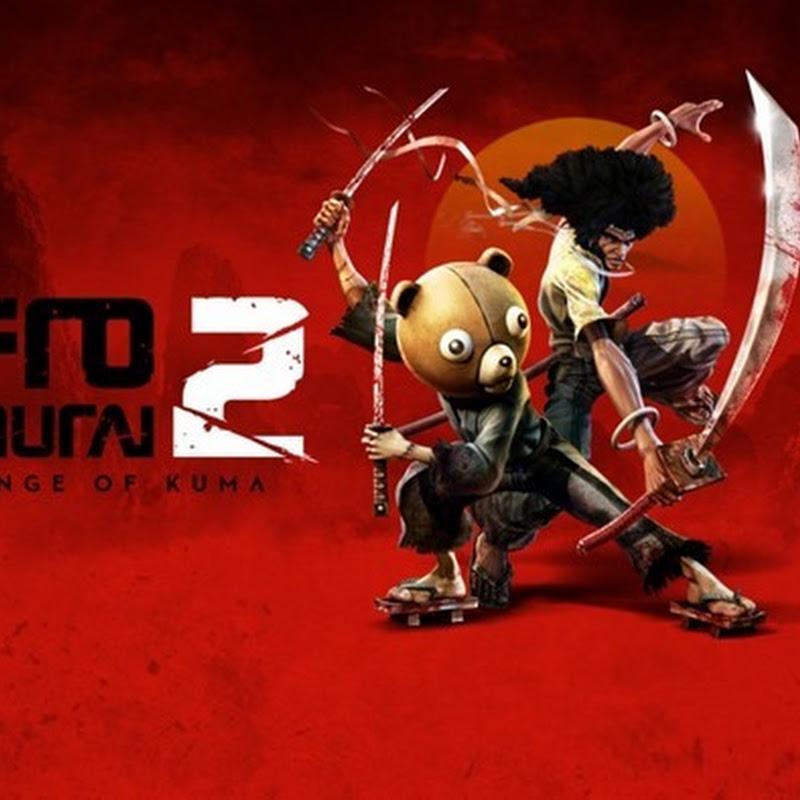 Afro Samurai 2: Revenge of Kuma – trailer de la E3