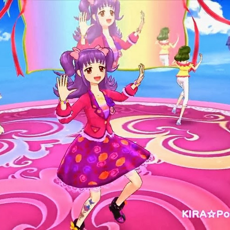 Aikatsu! – video presentación para Hikari Minowa