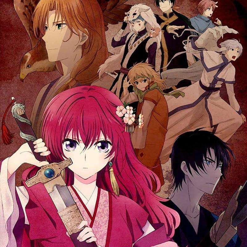 Akatsuki no Yona – trailer para el anime