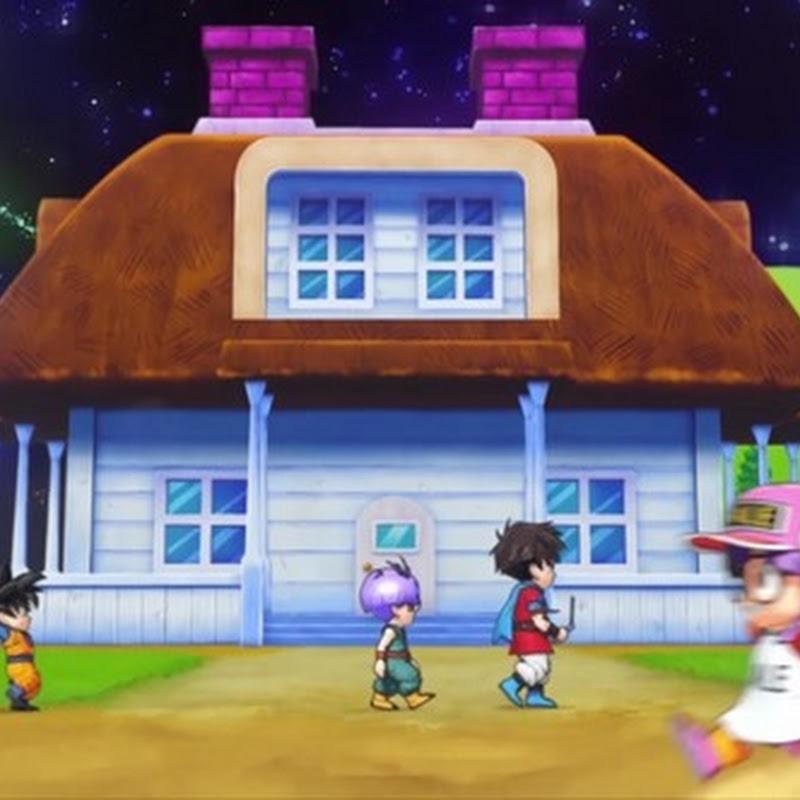Arale aparece en el nuevo trailer de Dragon Ball Fusions
