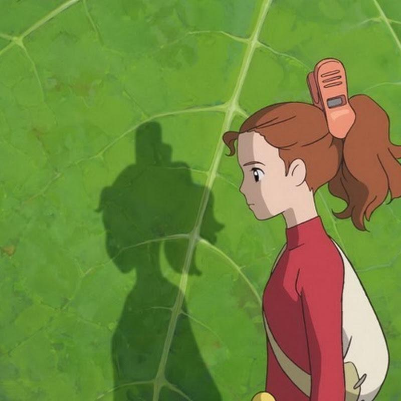 El director de Arrietty deja Studio Ghibli