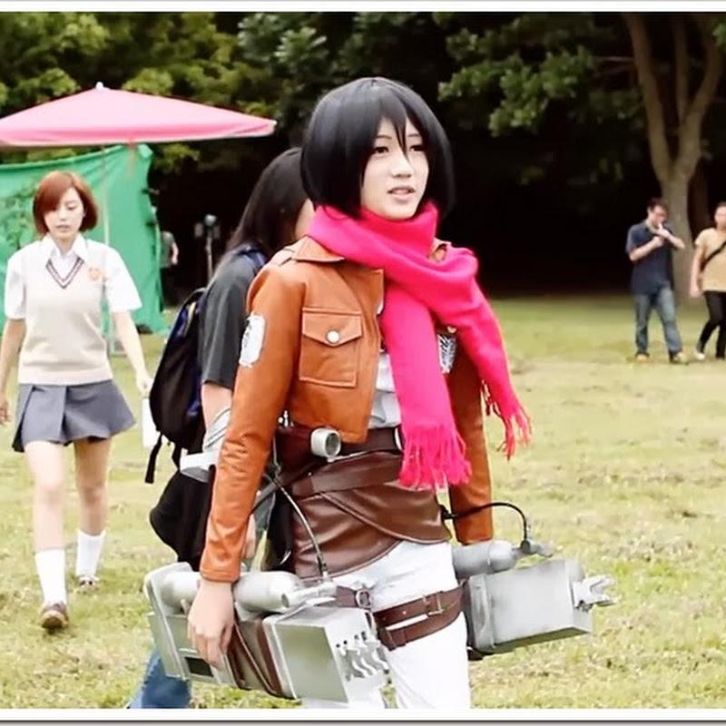"""""""Attack on Railgun"""" – Shingeki no Kyojin x Toaru Kagaku no Railgun fan crossover"""