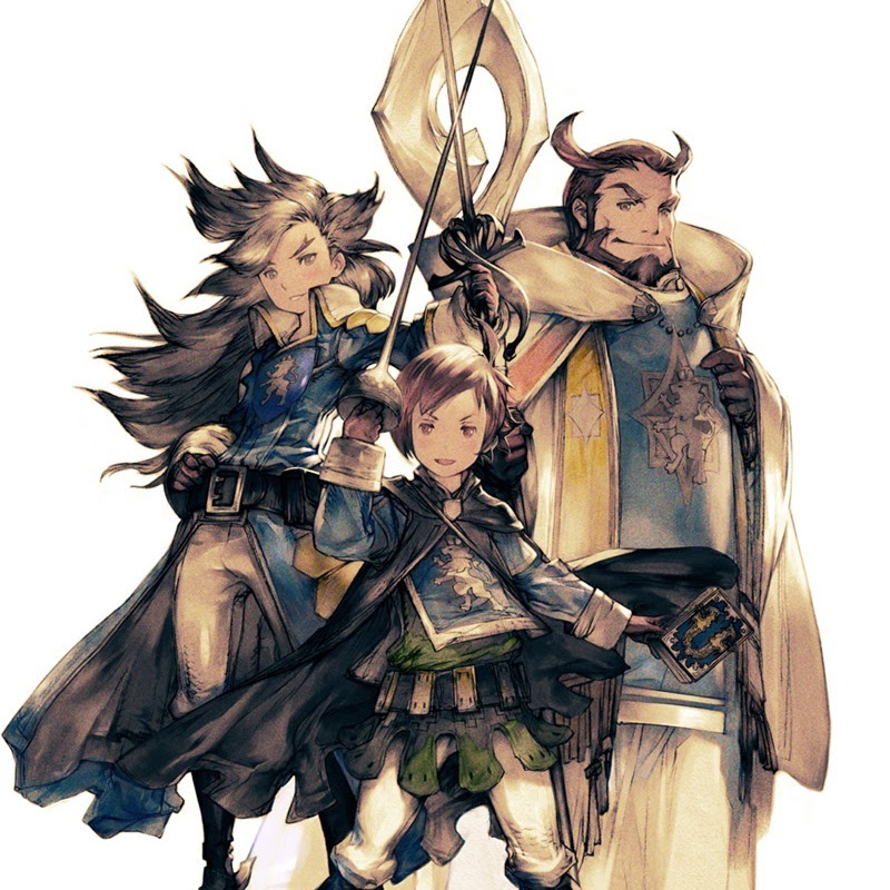 Bravely Second: End Layer – trailer para el video juego (3DS)