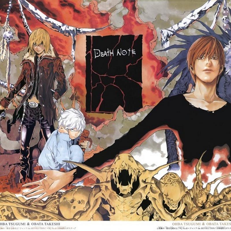 """""""Death Note"""" tiene un proyecto para su 10º aniversario"""