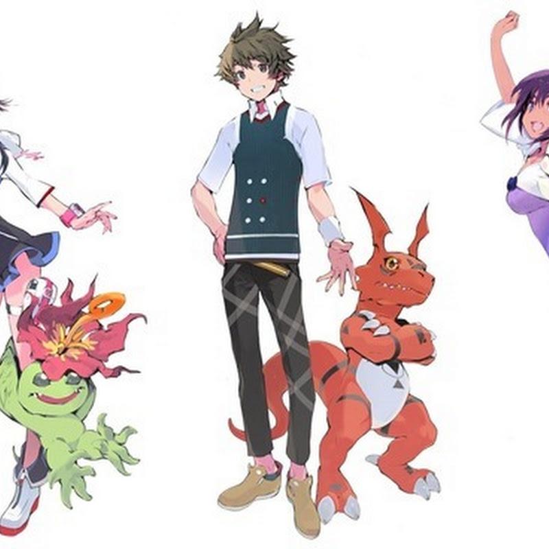 Digimon World: Next Order – trailer para el video juego (PSVita)