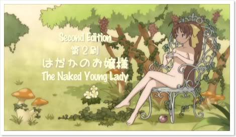 Doujin Work Episodio 02 (Español)