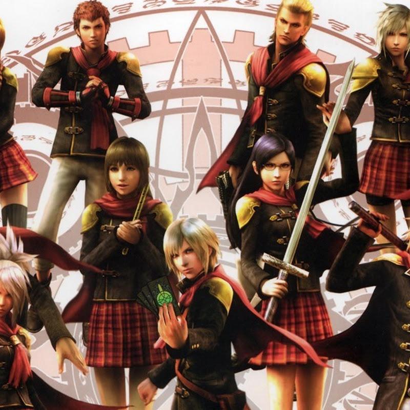 """Nuevo trailer de """"Final Fantasy Agito"""", juego para Android y iOS, muestra el sistema de batallas"""