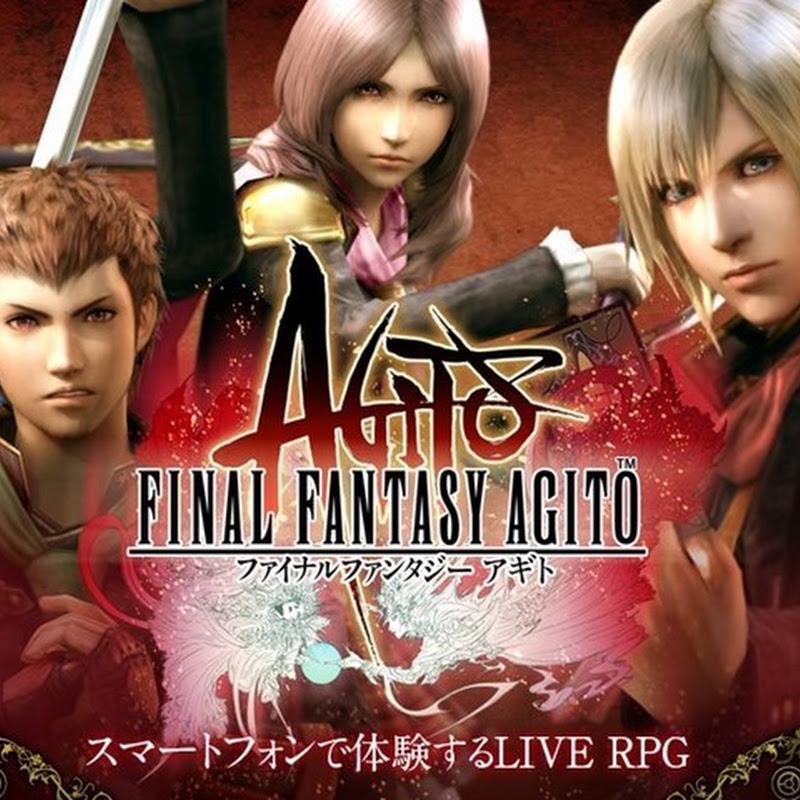 """""""Final Fantasy Agito"""" trailer para Android y iOS"""