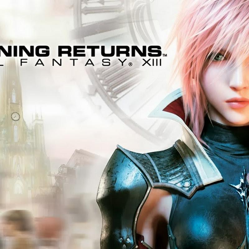 Lightning Returns tuvo las peores ventas de primera semana de la trilogía
