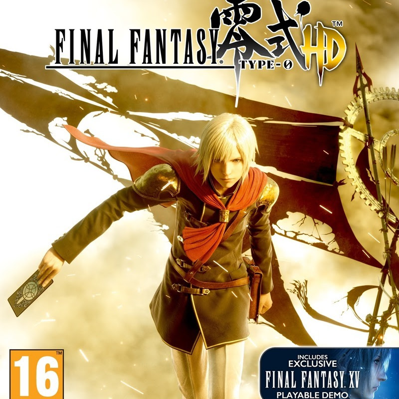 "FINAL FANTASY TYPE-0 HD: ""El legado pervive"" – trailer"