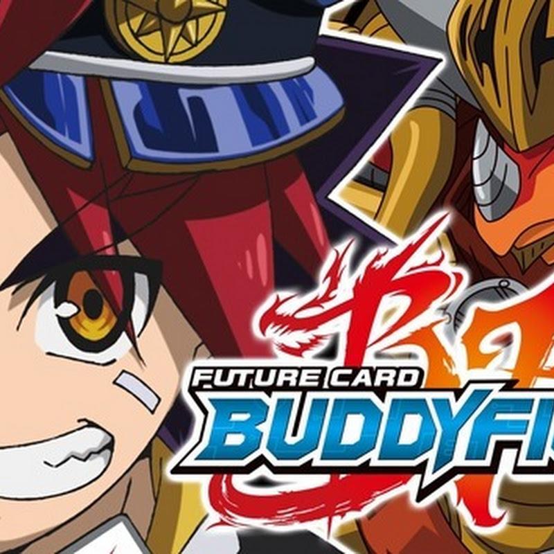 Future Card Buddyfight – 1er episodio online