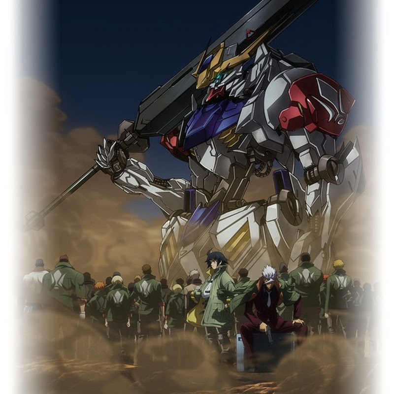 Trailer para la segunda temporada de Mobile Suit Gundam: Iron-Blooded Orphans