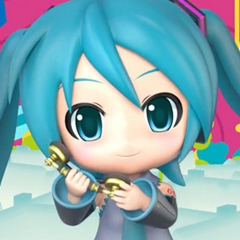 Hatsune Miku Project Mirai Deluxe – opening del juego (3DS)
