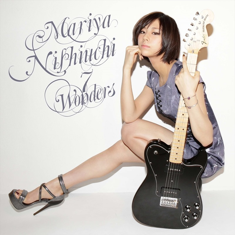 Nishiuchi Mariya – 7 Wonders (2° single)
