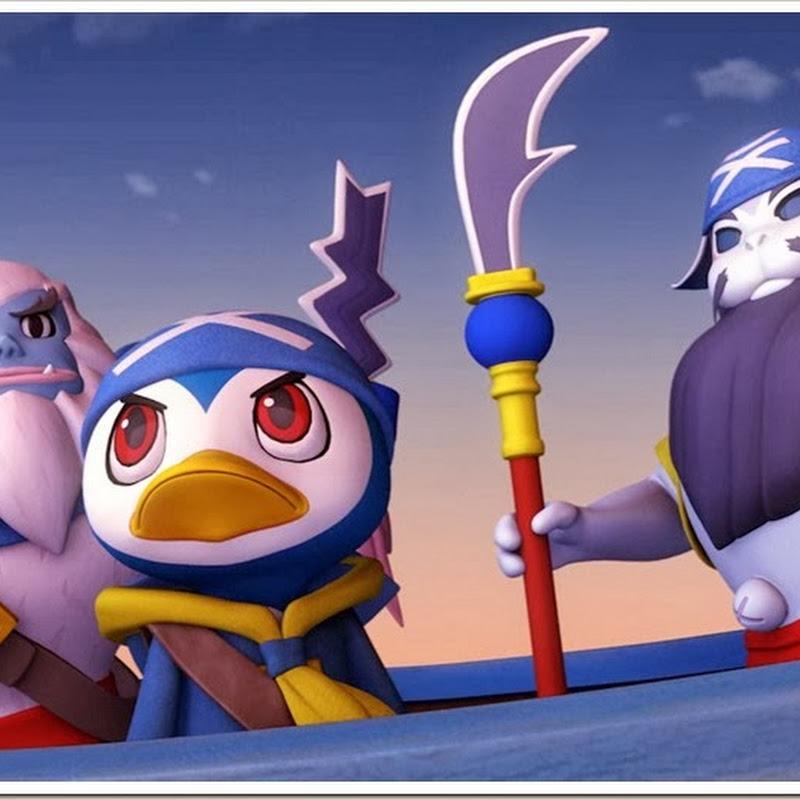 """""""Kaoi: King of Pirates"""" nuevo juego del diseñador de Megaman para el 2014"""