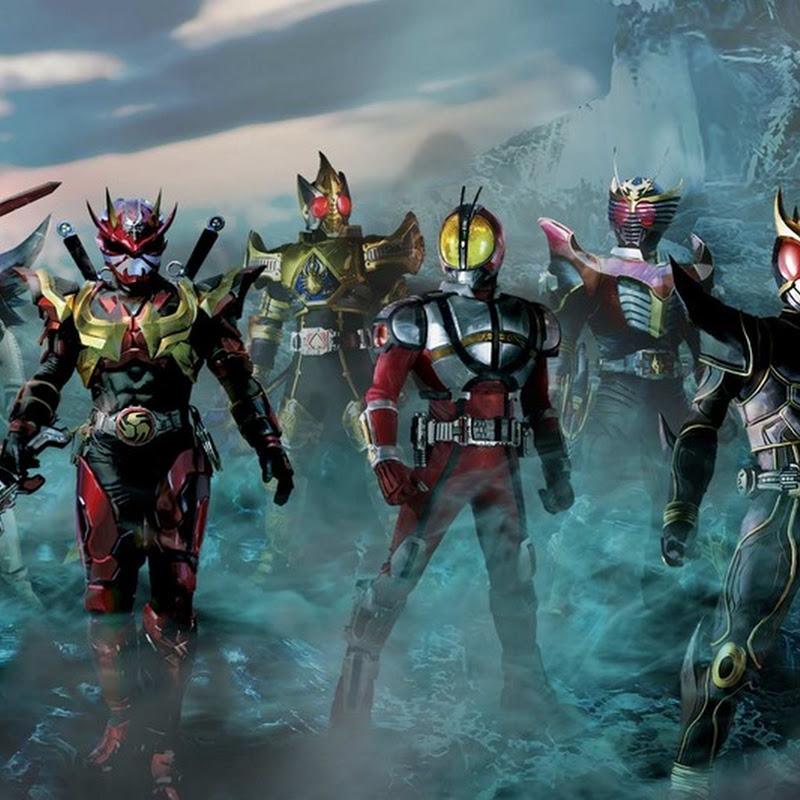 Kamen Rider Battride War II – comercial para el juego de PS3 y Wii U