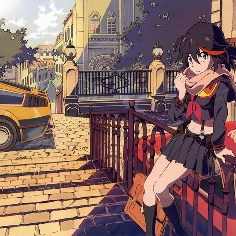 """Segundo opening y ending de """"Kill la Kill"""" Anime"""