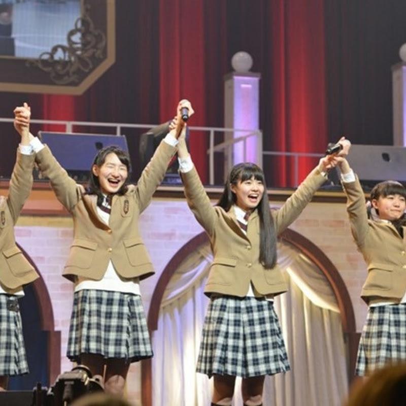 Sakura Gakuin – concierto de graduación