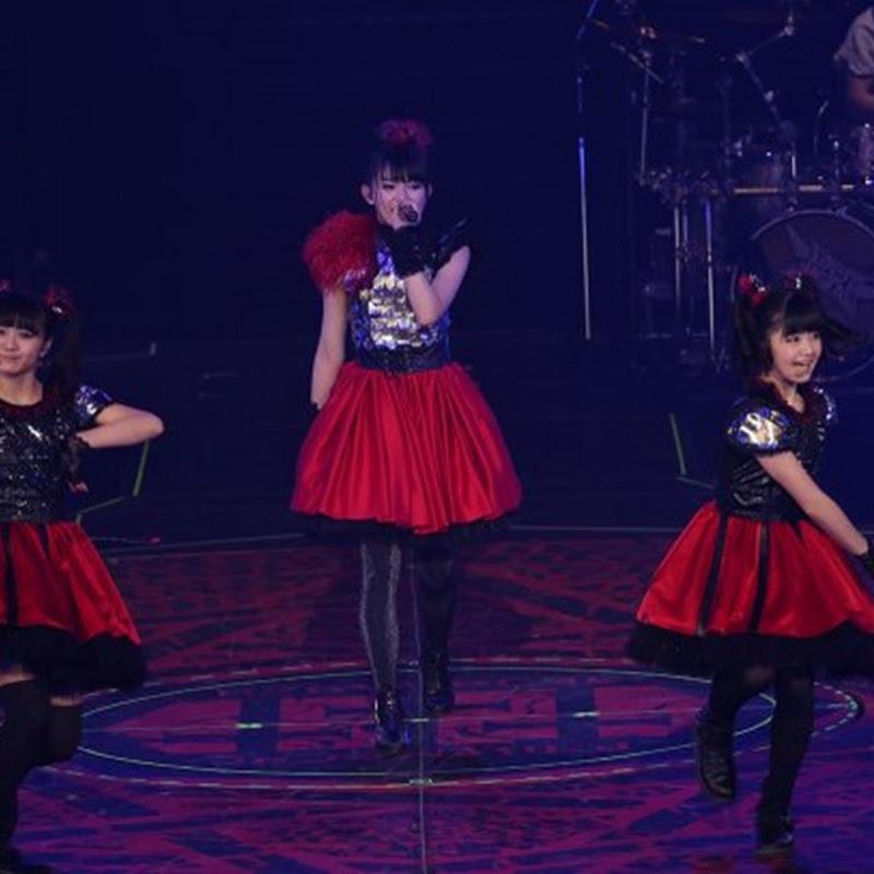 """BABYMETAL – Kuroi Yoru LEGEND """"DOOMSDAY"""" ~ Shoukan no Gi ~ reporte del concierto en Nippon Budokan"""