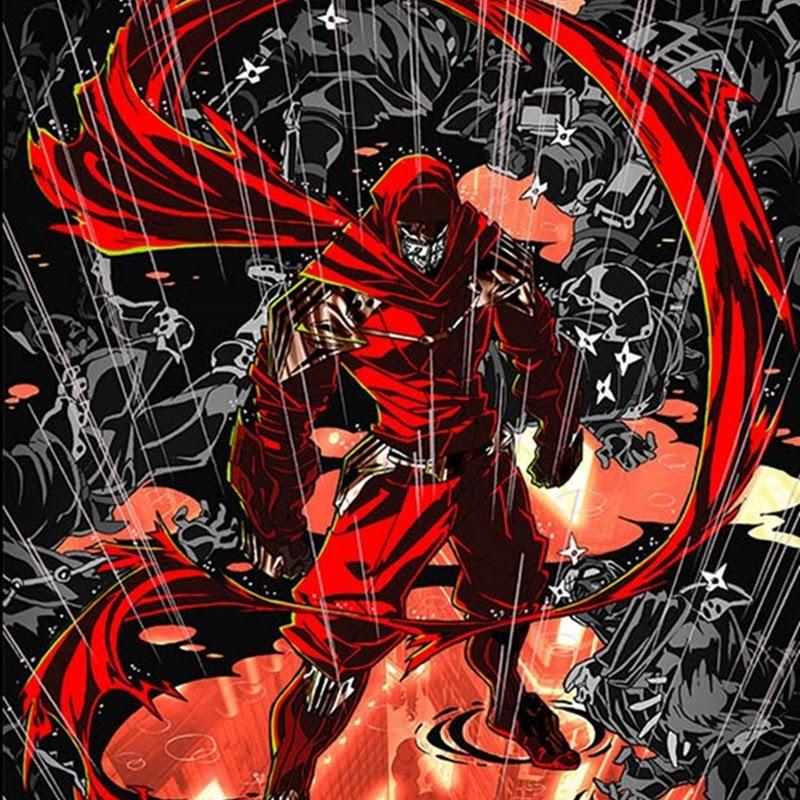 Anime de Ninja Slayer se estrenará en primavera en edición especial