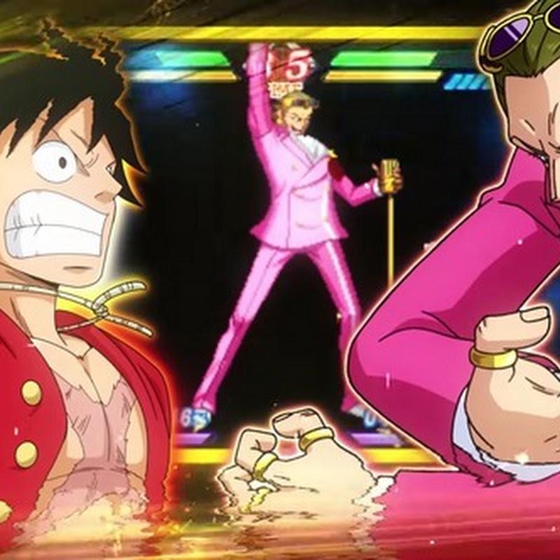 Nuevo trailer para One Piece Dai Kaizoku Colosseum (Nintendo 3DS)