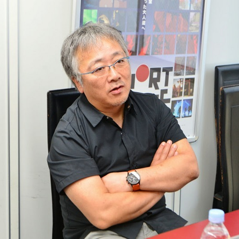 Otomo Katsuhiro nominado al gran premio de Angoulême