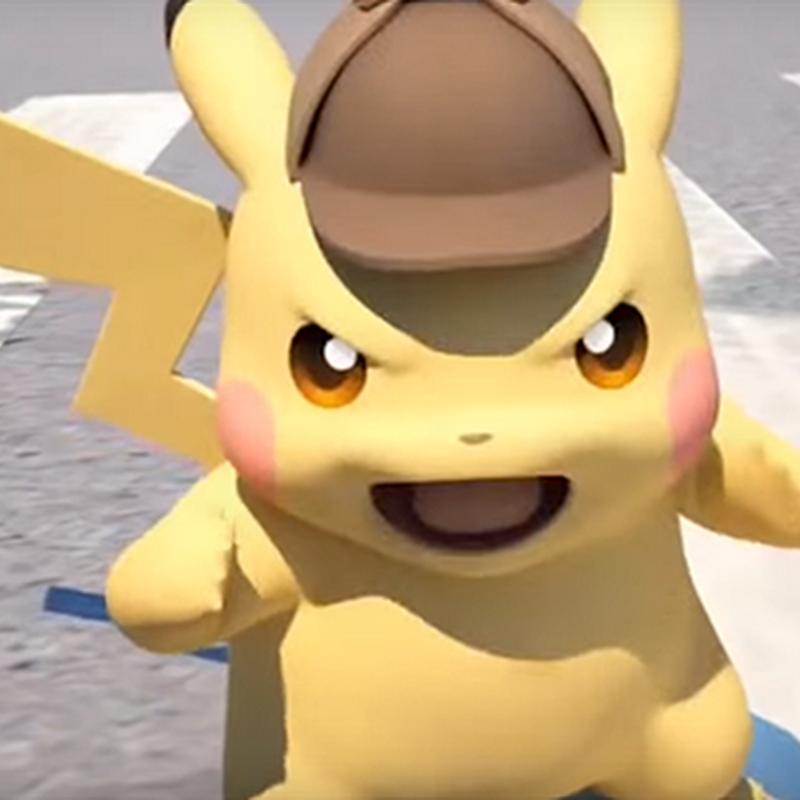 Legendary Pictures adquiere los derechos para filmar una película de Pokémon