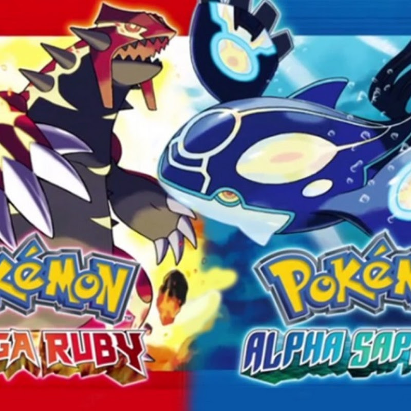 Pokémon Omega Ruby y Alpha Sapphire llegan a 7.7 millones de copias
