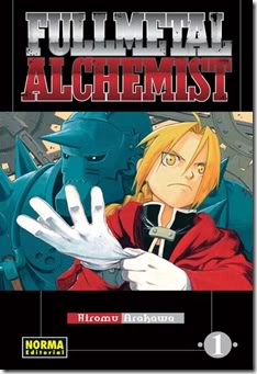 Full Metal Alchemist Manga en Descarga