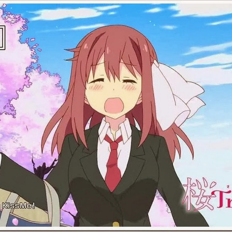 Sakura Trick – primer comercial para el Anime