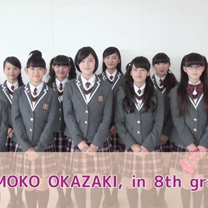 Presentación de las integrantes de Sakura Gakuin y comentarios en A!SMART