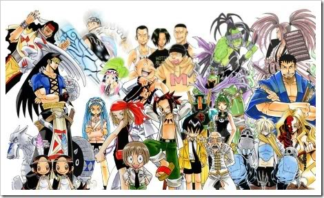 Nuevo Final para Shaman King (Manga)