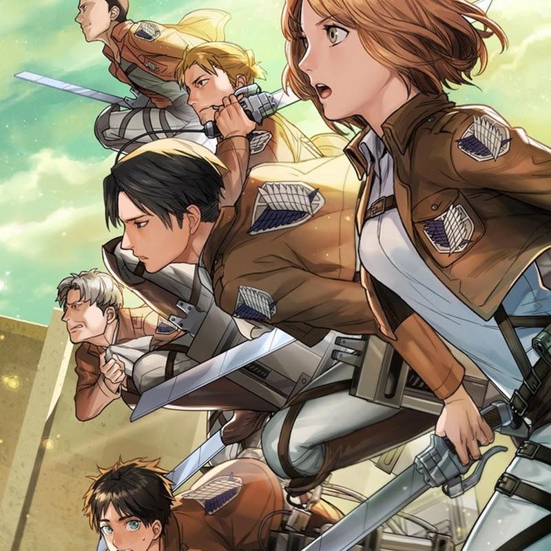 Shingeki no Kyojin tiene 30 millones de copias del manga en Japón
