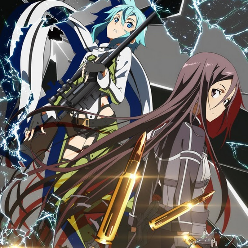 Sword Art Online II – reparto principal y equipo de producción para el anime