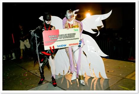 Mexico en la World Cosplayer Summit (WCS)