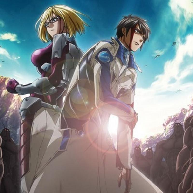 "Video promocional para ""Terraformars Revenge"" (anime)"