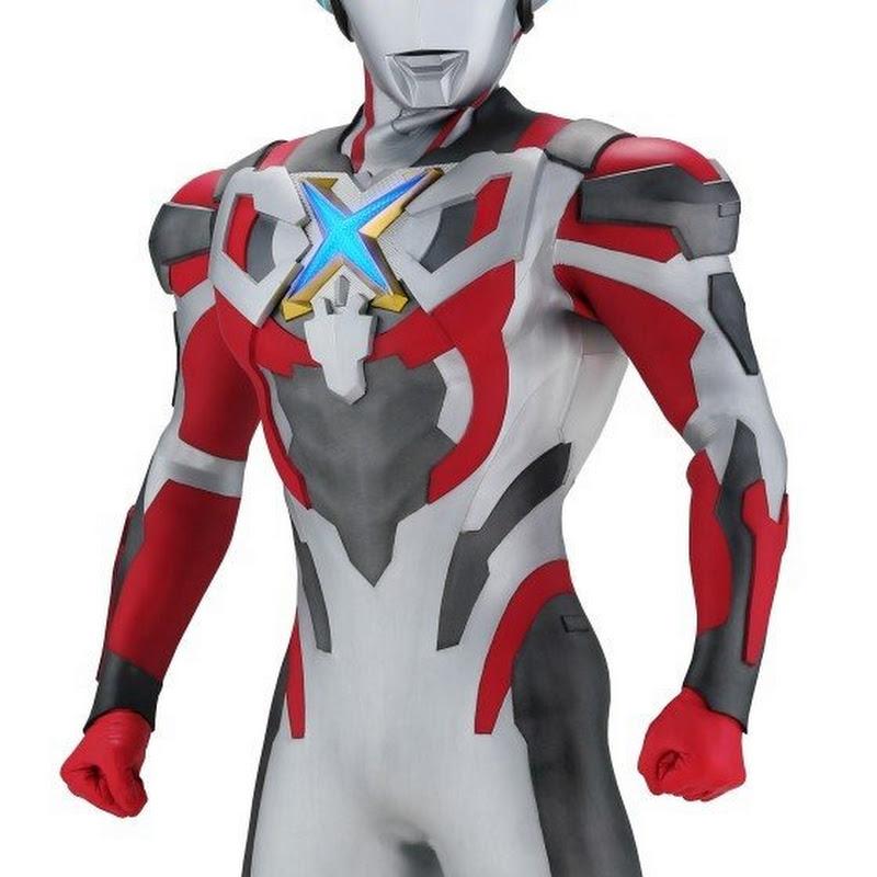 Ultraman X – nueva serie de TV se estrena en julio