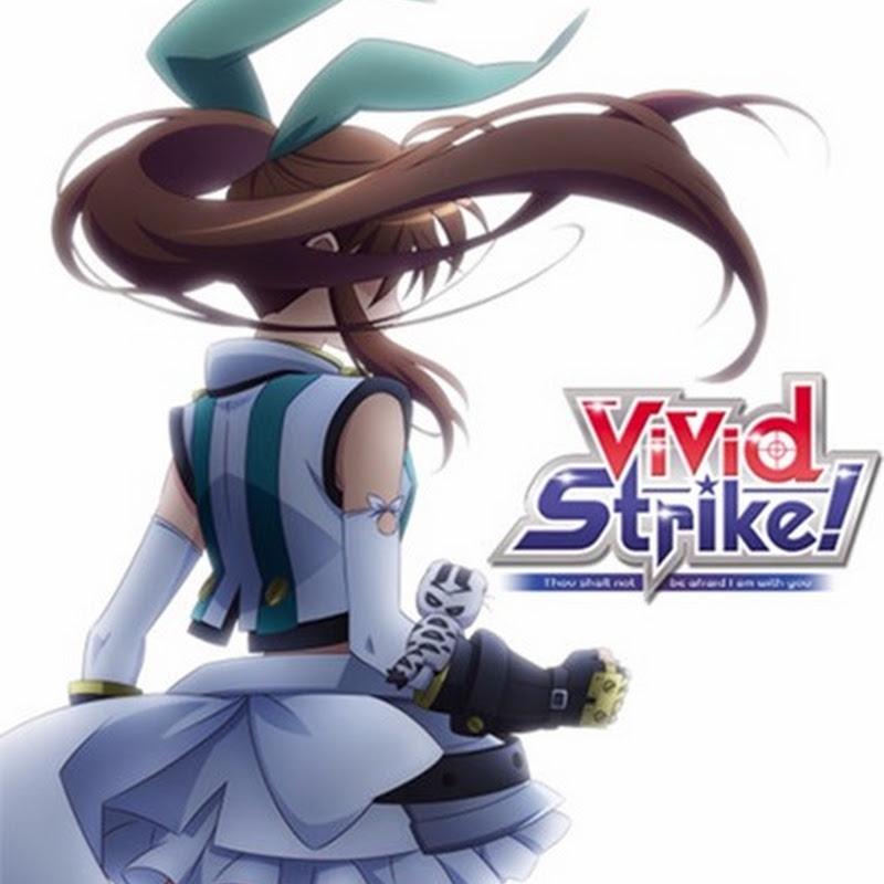ViVid Strike! – nuevo anime del creador de Magical Girl Lyrical Nanoha