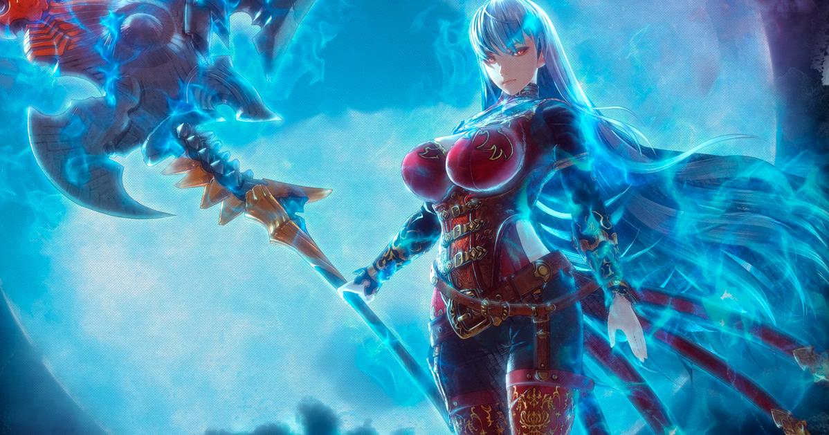 Valkyria: Azure Revolution – nuevo trailer (PS4, PSVita)
