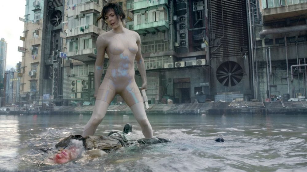 4 nuevos comerciales para Ghost in the Shell (live action)